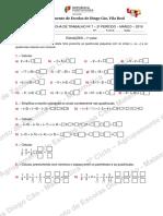 Ficha 7 Equações7
