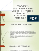 PROGRAMA ESPECIALIZACION EN GESTION DEL TALENTO HUMANO POR.pptx