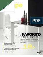 Sapa Group - Shape Magazine Portugal 2010 # 2 - Alumínio