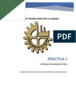 Practica 1 Sistemas de Manufactura