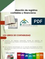 Presentación - Libros contables