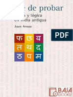 Arte de probar Ironia y logica - Juan Arnau