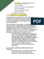 documento formador MOTIVAÇAO