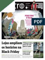20191128 Metro Sao Paulo