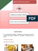 p. Normas de Calidad i Noveno 2019