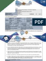 Guía y Rúbrica de Evaluación Tarea 4 - Componente Práctico