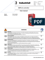 ESP2 a Controller_User Manual