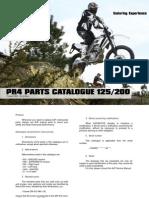 AJP MOTOS - PR4 Part List