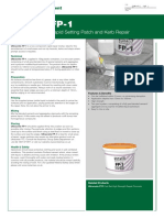 2) Ultracrete_FP-1_Datasheet_July2012 (1)