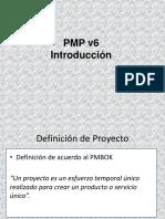 PMP Presentation