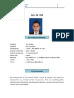 Hoja de Vida Esteban Cruz