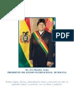 Manual de Senalizacion Turística Bolivia