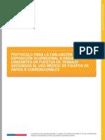 D046 PR 500-02-001ProtocoloEvaluacionExposicionRXconvencionales v2