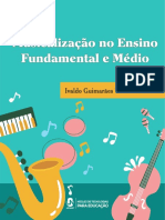 musicalização no ensino fundamental e médio