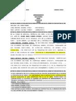 modelo de contrato de alquiler con clausula de allanamiento a futuro