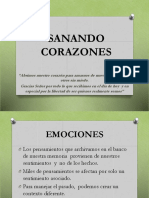 Sanando Corazones