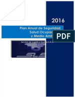 Docdownloader.com Plan Anual de Seguridad Salud y Medio Ambiente Para Empresa de Transporte
