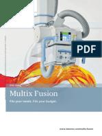 Rx Digital Siemens Multix Fusion
