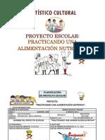 Gastronomia y Nutricion Proyecto
