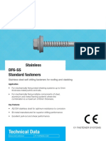 DF6 SS Datasheet