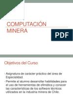 computación minera