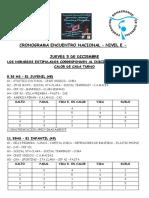 Cronograma - Encuentro Nacional 2019 (1)