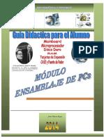Manual Ensamblaje Pcs Actividad4