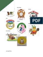 Las Expresiones Artisticas de Los Municipios de Baja Verapaz