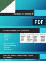 S 1 Introducción Administración II