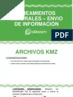 Limites de Alineamiento de Envio de Informacion-kmz
