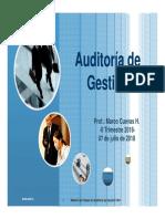 Presentación Auditoria de Gestion