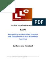 Llc Rarpa Handbook