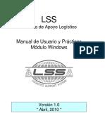 LSS 001 Practicas y Manual de Usuario 2010