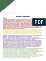 Diarreia Viral Bovina Parte de Cada Um