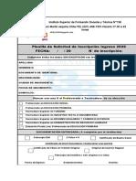 Ficha Inscripcion 2020