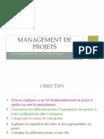 Management Du Projet 1