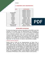 Campos Compartidos Entre Departamentos..