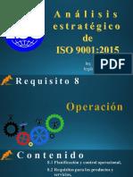 Análisis Estratégico de la ISO 9001:2015