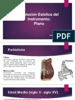 Evolución Estética Del Instrumento Pianito
