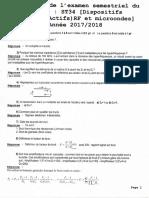 Dispositifs (Passifs-Actifs) RF et Micro-ondes.pdf