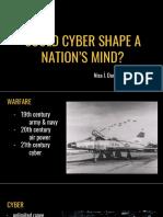 Cyber Warfare 4