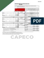 Mo Capeco Mano de Obra 2019-2020