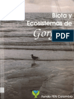 Biota y Ecosistemas de Gorgona
