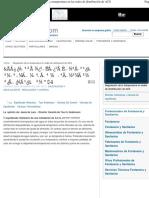 Equilibrado en las Redes de Distribución de ACS