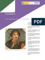 La Poesía y Lírica Latina
