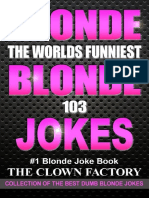 Blonde Jokes _ The Funniest Clean Blonde Joke Which Will Make You Cry ( PDFDrive.com ).pdf