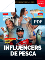 Influencers de pesca