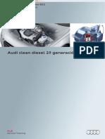 Audi Clean Diesel 2ª Generación