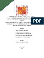 Universidad Tecnológica de Lima Sur 12121