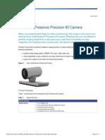 Cisco Camara Precision 60 c78-731234